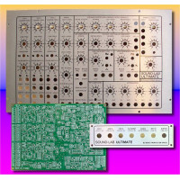 Sound Lab ULTIMATE - PCB and Two Faceplates Set